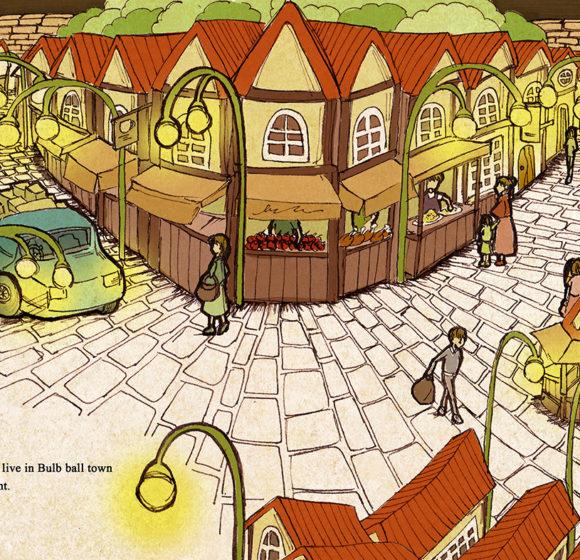Bulb Ball Town
