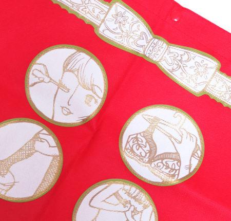 SHINZITIY湘滋緹新年插畫購物袋